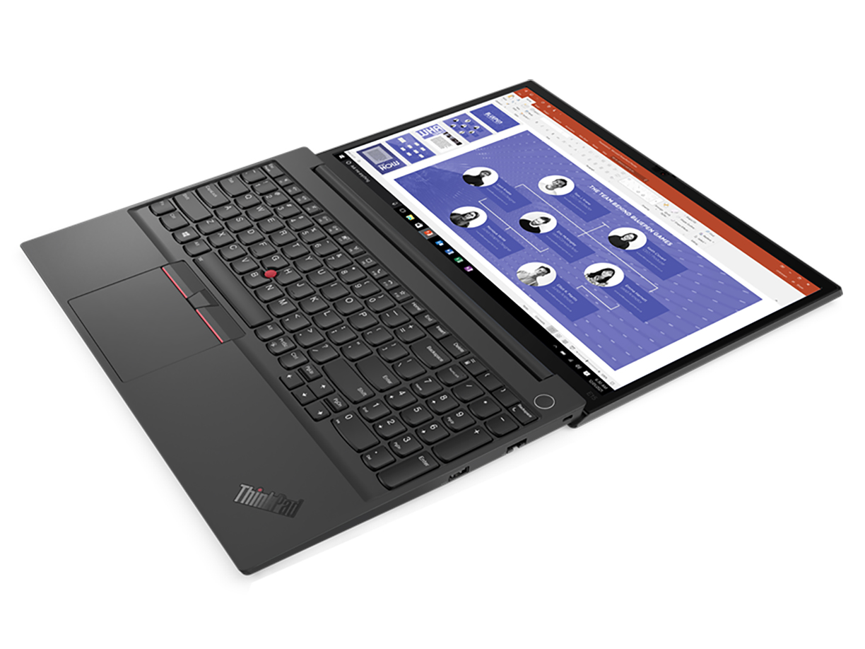 『本体 上面』 ThinkPad E15 Gen 3 価格.com限定・AMD Ryzen 5 5500U・12GBメモリー・256GB SSD・15.6型フルHD液晶搭載 パフォーマンス 20YGCTO1WW の製品画像