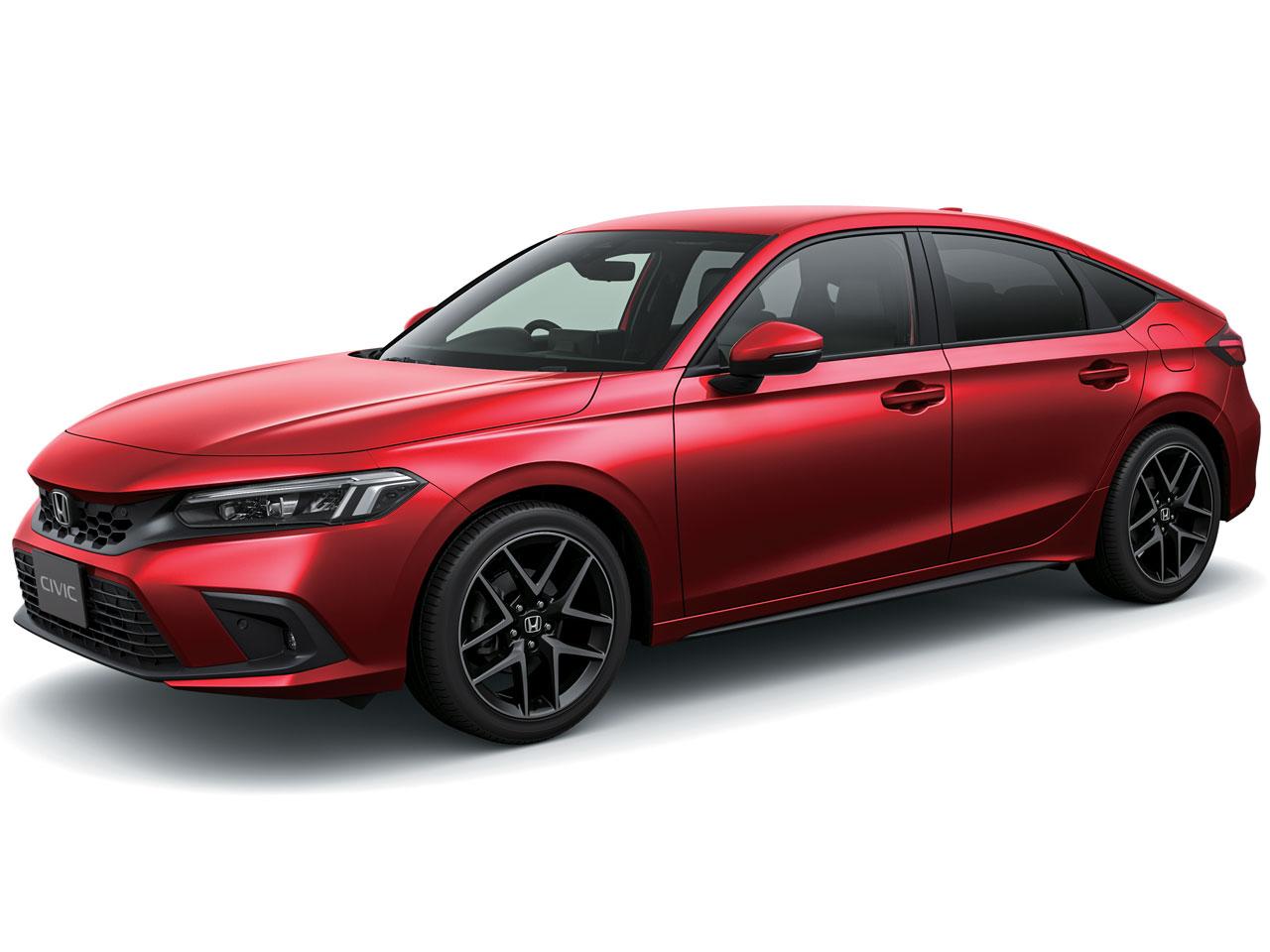 ホンダ シビック 2021年モデル 新車画像