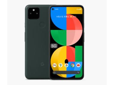 Google Google Pixel 5a (5G) 製品画像