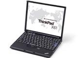 ThinkPad X61 7675A56 製品画像