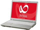 メビウスノート PC-WE50S 製品画像