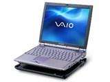 VAIO PCG-R505S/PD 製品画像