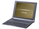 VAIO PCG-X505/P 製品画像