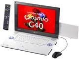 Qosmio G40/97C PQG4097CRP 製品画像