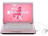dynabook TX TX/66GPK PATX66GLPPK 製品画像