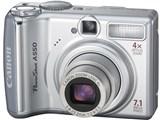 PowerShot A550 製品画像