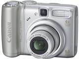 PowerShot A580 製品画像