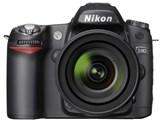 D80 AF-S DX18-70G レンズキット 製品画像