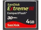 SDCFX3-004G-J31A (4GB) 製品画像