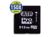 ProMax miniSD 512MB (512MB) 製品画像