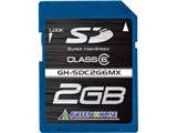 GH-SDC2G6MX (2GB) 製品画像