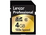 SDHC4GB-133-850 (4GB) 製品画像
