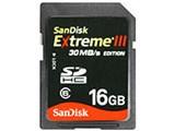 SDSDX3-016G-J31 (16GB)
