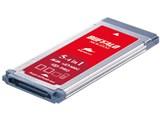 MCR-5/EX2 (ExpressCard 34) (23in1) 製品画像