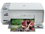 HP Photosmart C4380 All-in-One 製品画像