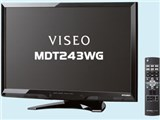 VISEO MDT243WG [24.1インチ]