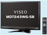 VISEO MDT243WG-SB [24.1インチ]