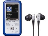 NW-S716F ブルー (4GB) 製品画像