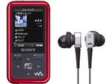 NW-S716F レッド (4GB) 製品画像
