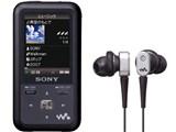 NW-S716F ブラック (4GB) 製品画像