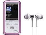 NW-S616F ピンク (4GB) 製品画像