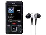 NW-A829 ブラック (16GB) 製品画像