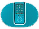 NW-S638FK ブルー (8GB) 製品画像