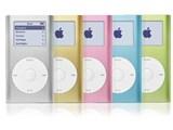 iPod mini M9160J/A シルバー (4GB) 製品画像