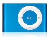 iPod shuffle MB813J/A ブルー (1GB) 製品画像