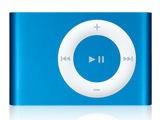 iPod shuffle MB683J/A ブルー (2GB)