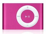 iPod shuffle MB681J/A ピンク (2GB)