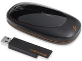 Ci75m Wireless Notebook Mouse 72278JP (ブラック)
