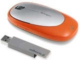 Ci75m Wireless Notebook Mouse 72288JP (オレンジ)