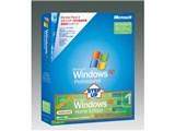 Windows XP Professional SP2 日本語版 ステップアップグレード 製品画像