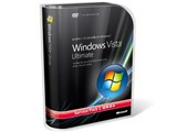 Windows Vista Ultimate SP1 日本語版 製品画像