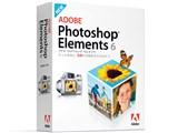 Photoshop Elements 6.0 日本語版 製品画像