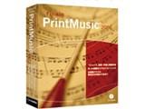 PrintMusic 2008 製品画像