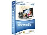 Ulead VideoStudio 11 製品画像