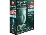 Kaspersky Internet Security 2009 2年優待版 製品画像