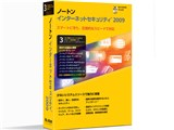 Norton Internet Security 2009 製品画像
