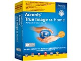 Acronis True Image 11 Home 製品画像