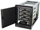 ドライブドア SATAボックスレイド EX35PM4B-PE 製品画像