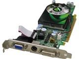 Aeolus F86GT-DC256X (PCIExp 256MB) 製品画像