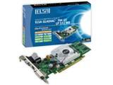 ELSA GLADIAC 794 GT LP 512MB (PCIExp 512MB) 製品画像