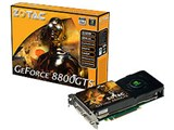 ZOTAC GeForce 8800GTS - 512MB GDDR3 ZT-88SES2P-FSP (PCIExp 512MB)