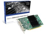 Millennium P690 PCIe x16 (PCIExp 128MB) 製品画像