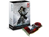 AS-HD3870DDR4 512MB PCIE VD2705 HD3870-D2-P512D4-BB