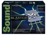 Sound Blaster X-Fi Xtreme Gamer SB-XFI-XG 製品画像