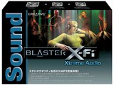 Sound Blaster X-Fi Xtreme Audio SB-XFI-XA 製品画像