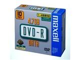 DR47B.1P10S (DVD-R 4倍速 10枚組) 製品画像